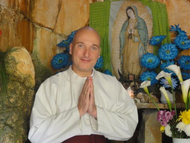 Pascal K'in & Virgin of/Jungfrau von Guadalupe