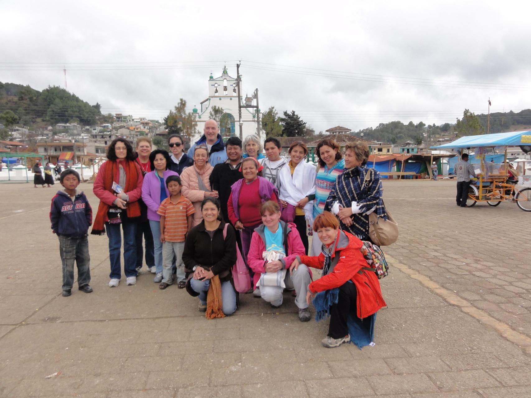 spirituelle Reise / spiritual journey, Chamula, Chiapas