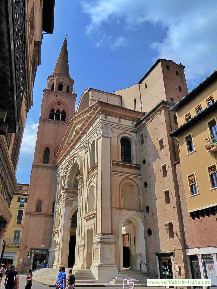 Mantua - Basilka S. Andrea