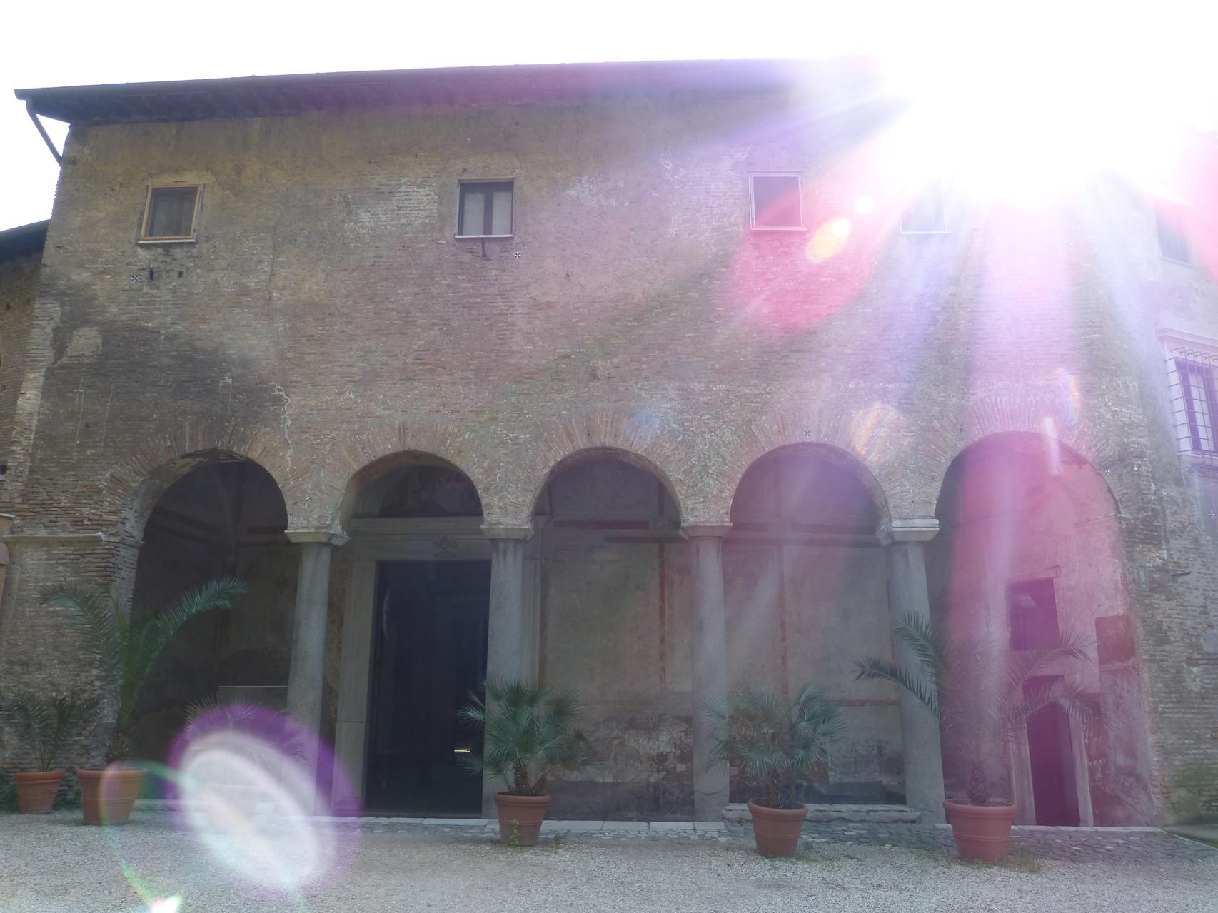 Kirche S. Stefano Rotondo
