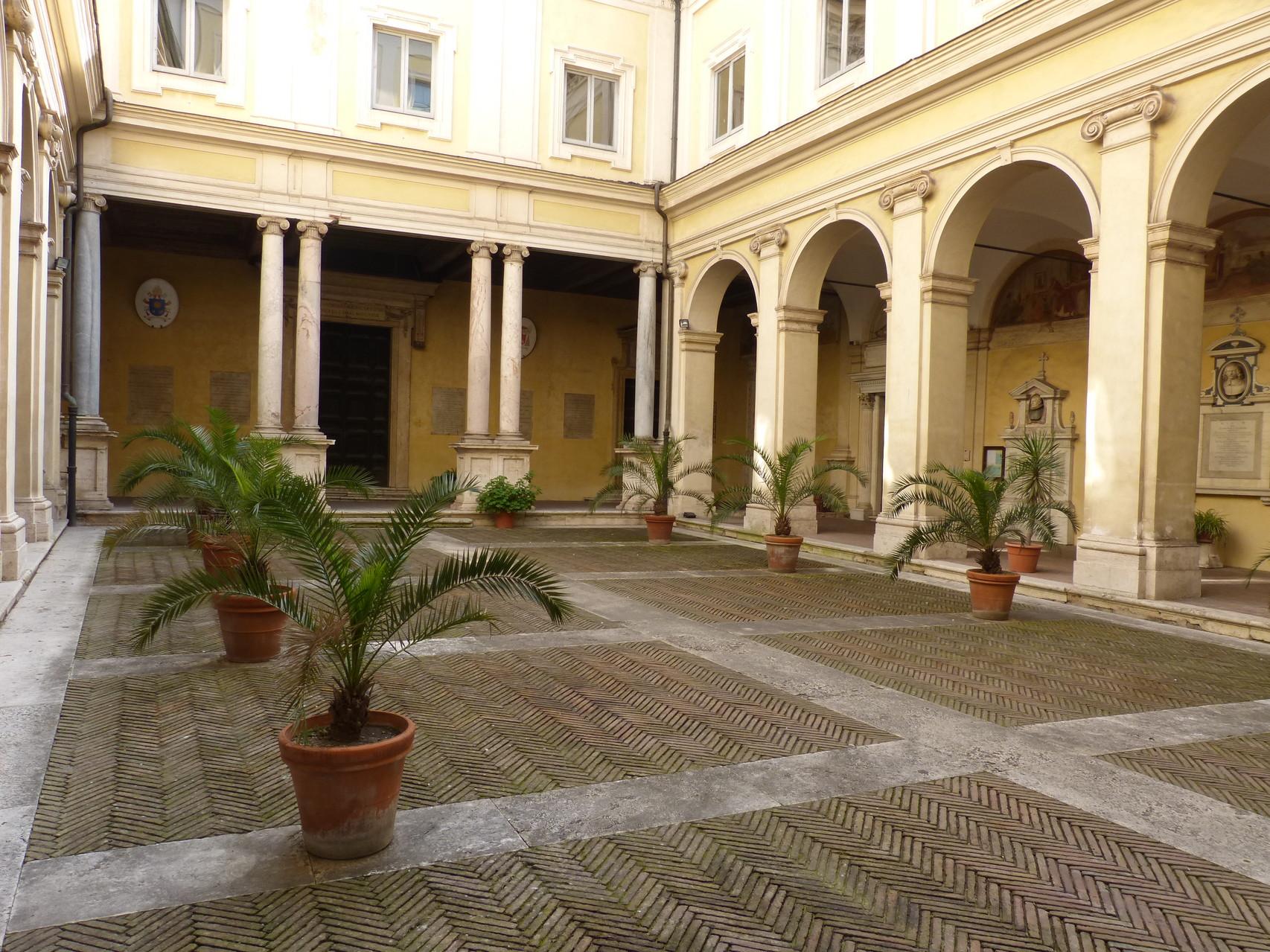 Basilica S. Gregorio Magno
