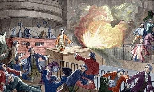 Explosion chez Rouelle