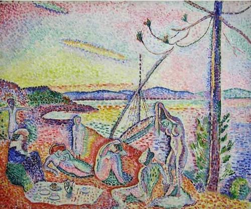 Matisse : Luxe, calme et volupté (1904)