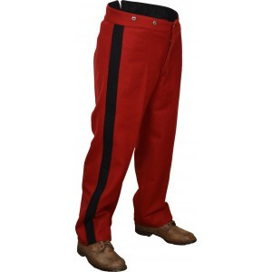 pantalon garance des officiers