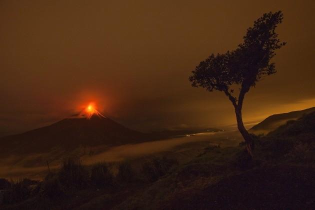 Eruption sans relâche pour ce volcan de la Cordillère des Andes depuis près de 10 000 ans