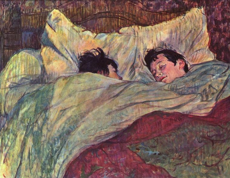 Toulouse-Lautrec : Dans les bras de Morphée