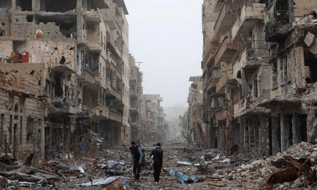 Deir al-Zor, Syria.