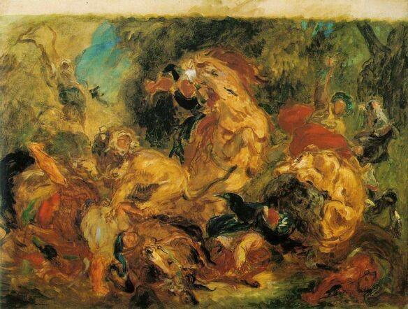 Delacroix...