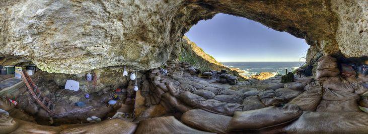 Grotte de Blombos