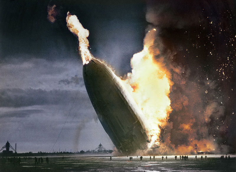 Catastrophe du Hindenburg (1937)