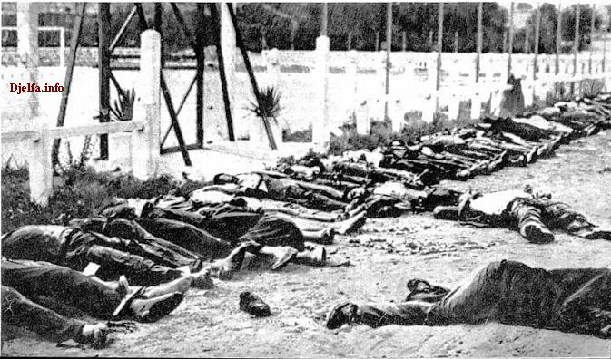 Massacre Setif, 8mai 1945