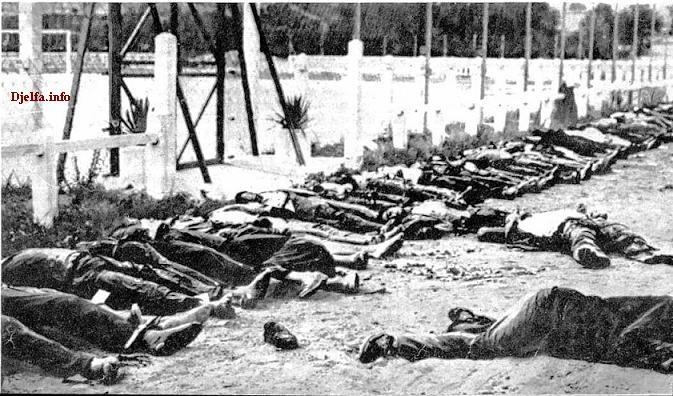 Massacre Setif, 8mai 1945