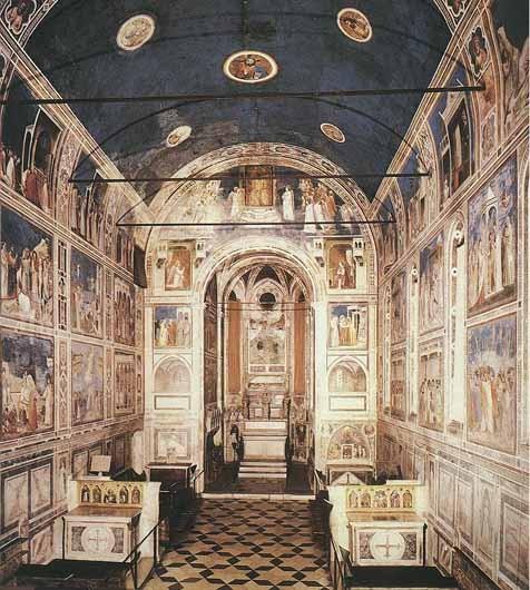 Giotto, Chapelle Scrovegni