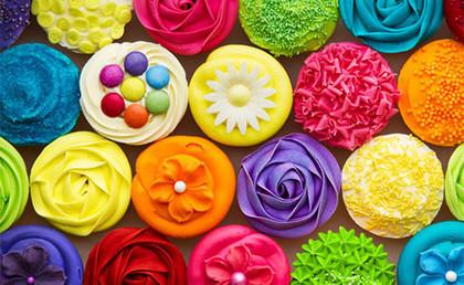 Belles couleurs de nos assiettes !