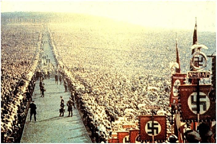 Nuremberg, 1935