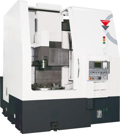 WEMAS Vertikaldrehmaschinen Baureihe VDZ auch für ultra-schwere Zerspanung