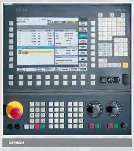 Siemens - Fräsen