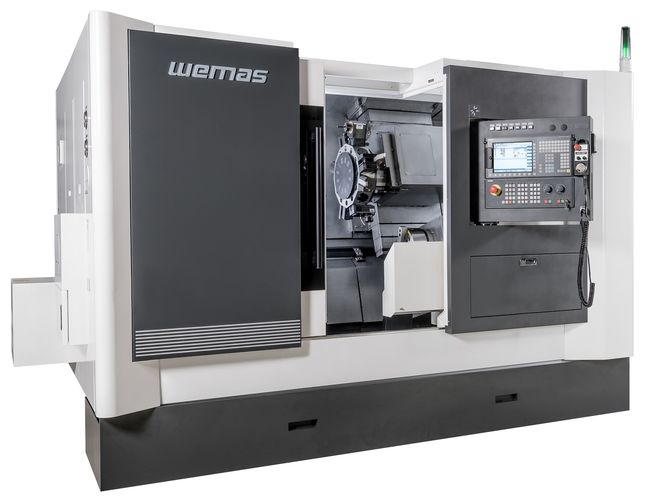 WEMAS CNC-Drehmaschinen TURN-Y-SUB / 2Y-SUB