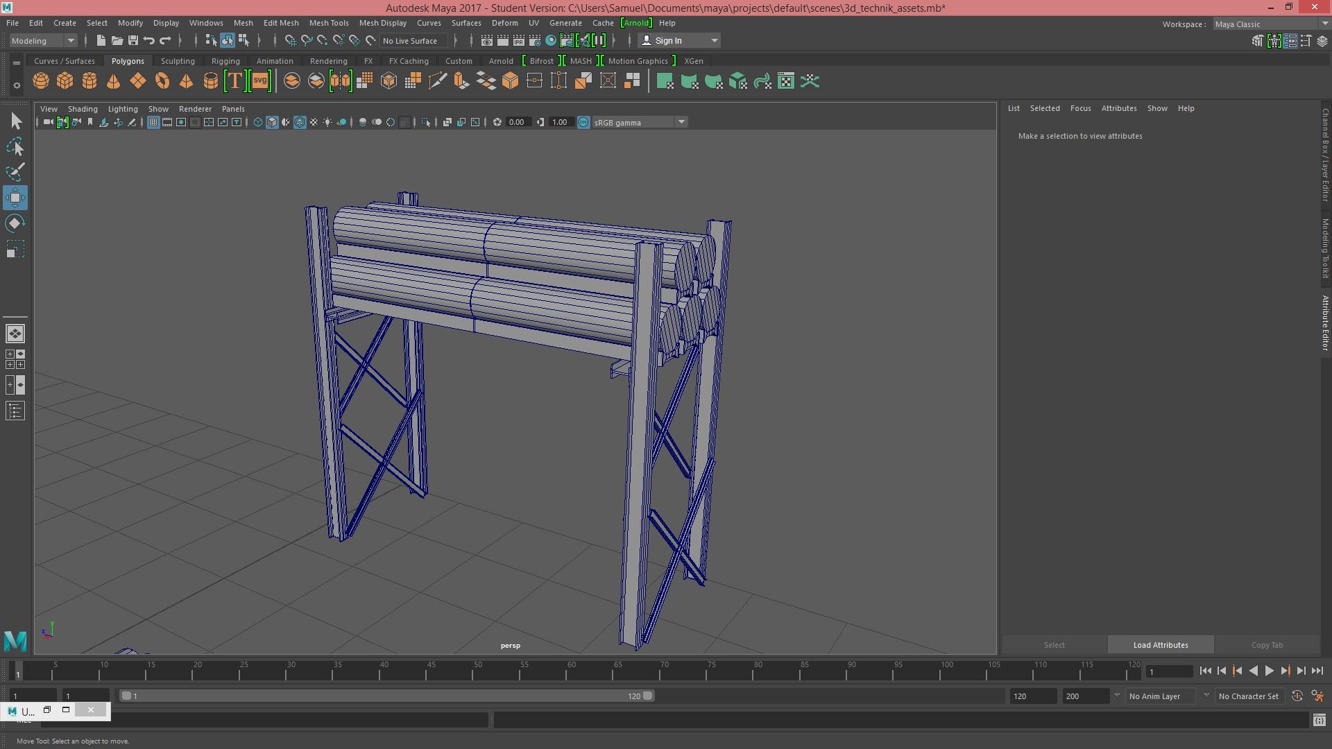 3D industrial area (modular) - samuel-wetterichs Webseite!