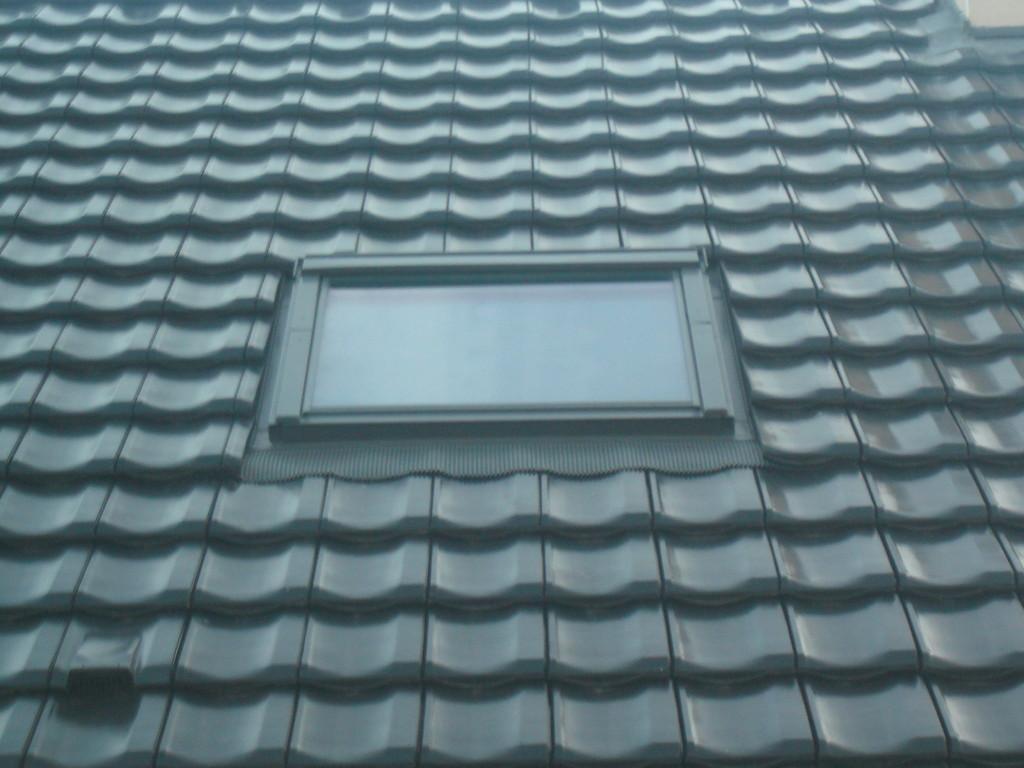 Finition Extérieure Fenêtre de toit
