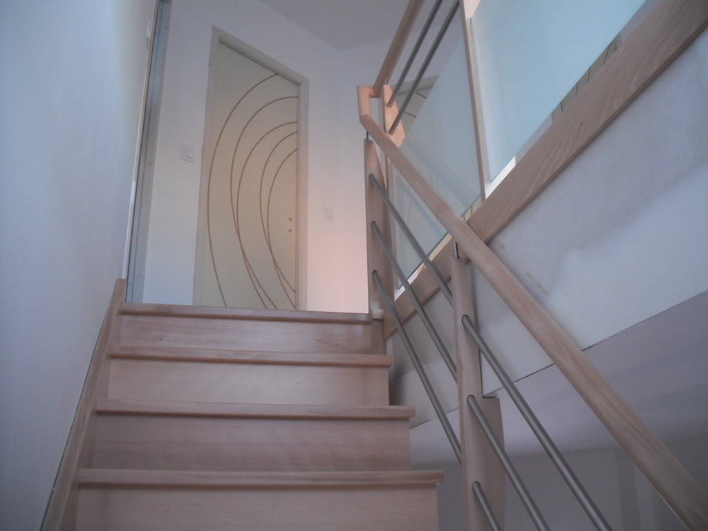Montée Escalier