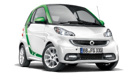 smart for two electronic drive