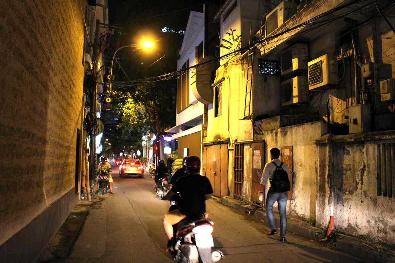 ベトナムの夜は危険じゃない?風俗エリアの治安を紹介