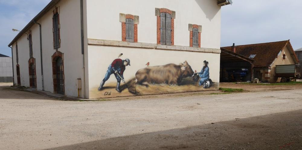 fresque-murale-lycée-agricole-la barotte