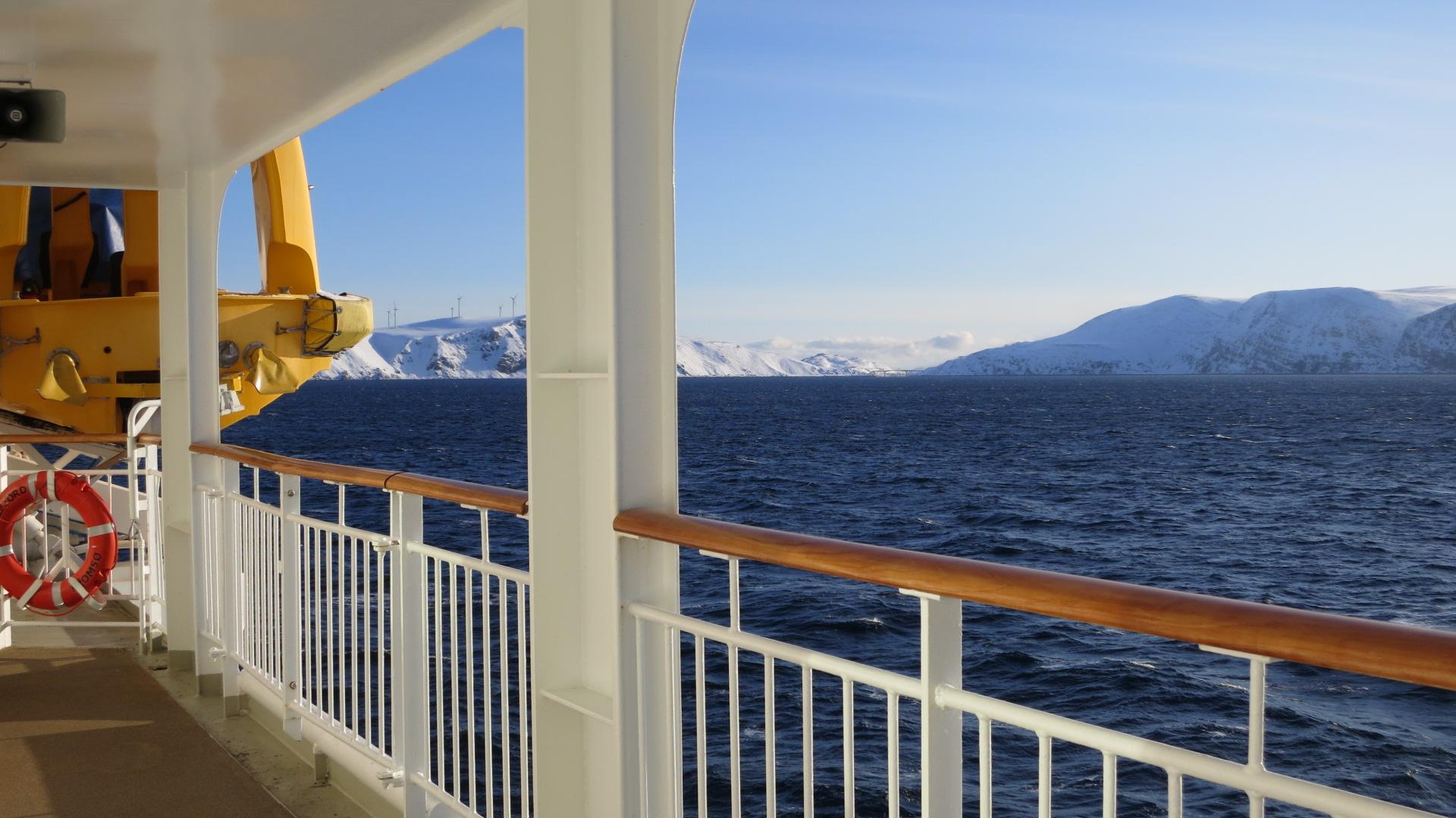 Hurtigruten Nordnorwegen