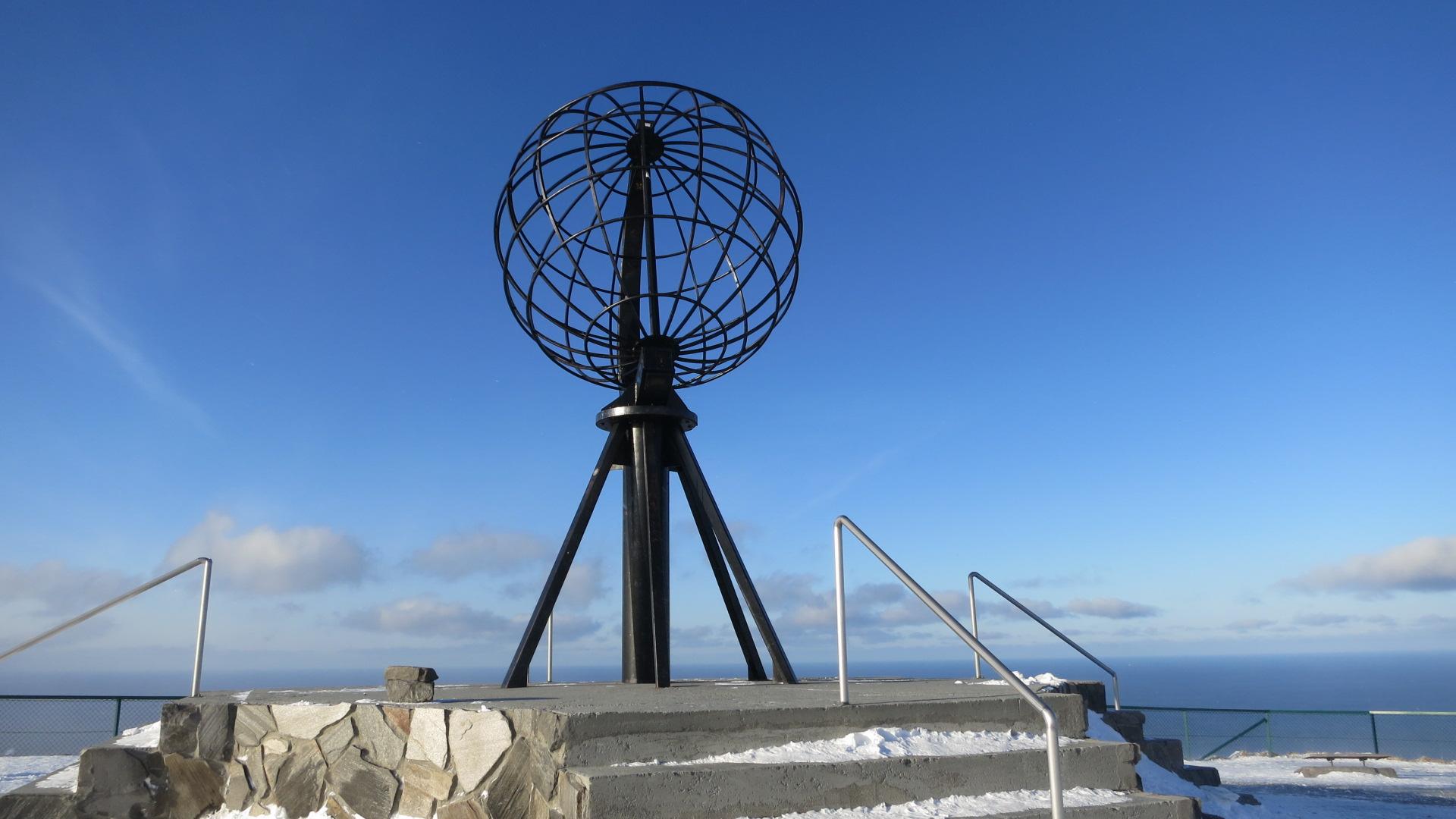 Nordkap / Insel Magerøya