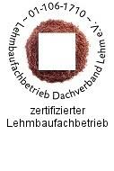 Lehmbau - zertifizierter Lehmbaufachbetrieb