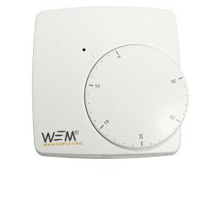 WEM Raumthermostat Aufputz 230 V & 24 V