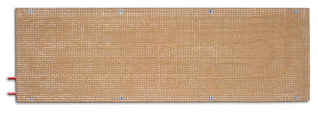 WEM Klimaelement MV - 80, 160, 200 - WEM Wandheizung Trockenbau