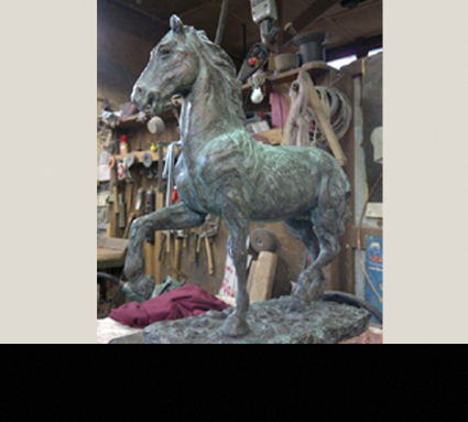 Bildhauerin: Anna Chromy