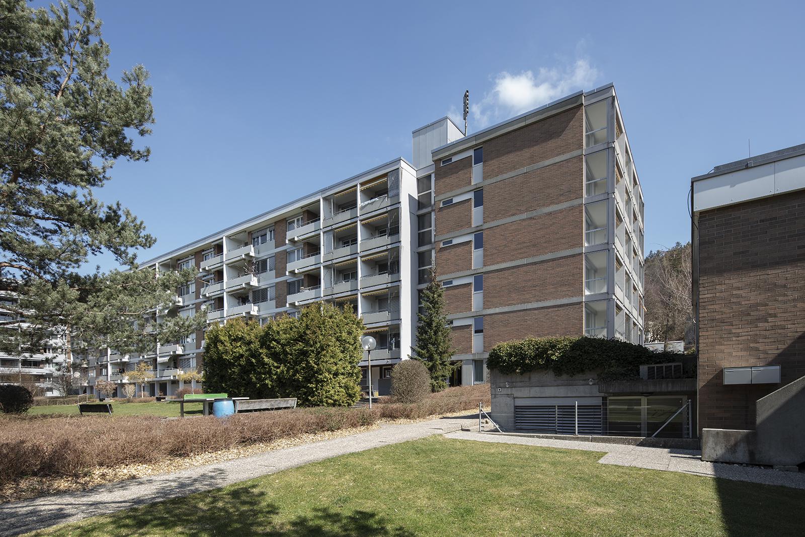 sanierung mfh kappelisackerstrasse 125   in zusammenarbeit mit loosli + partner ag, dipl. architekten und planer eth/sia ittigen   ittigen