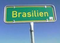 importiert aus Brasilien