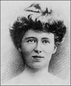 Louise de Bettignies. Source: Wikipedia. Domaine public.