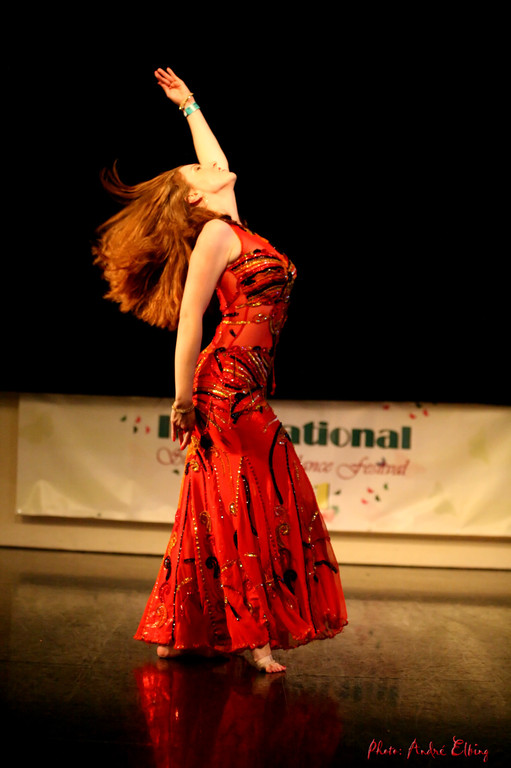 © André Elbing - Competition des International Summer Bellydance Festival