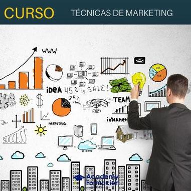 curso de técnicas de marketing