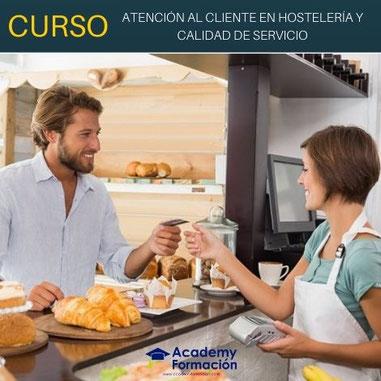 curso de atencion al cliente en hostelería y calidad de servicio