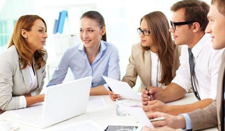 cómo liderar un equipo de trabajo