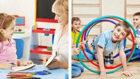 curso de psicología infantil y psicomotricidad infantil