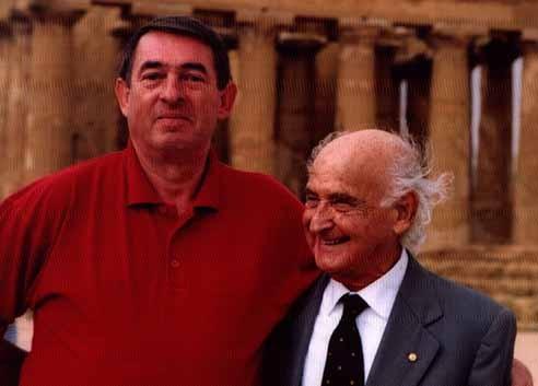 Andras Ferenc e Enzo Lauretta