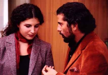 Enzo Rapisarda e Maria Amabile Milioto
