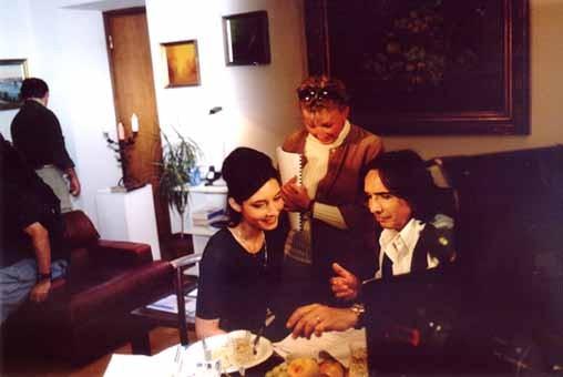 Antonio Maria Magro e Gregor Bernadette