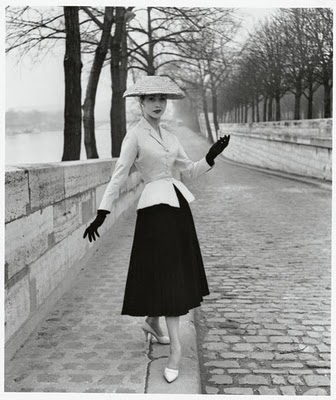"""Kostüm """"Bar"""", Christian Dior, 1947"""