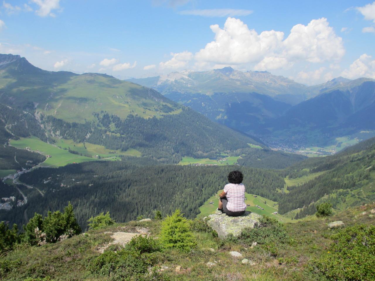 Ausblick Seehorn