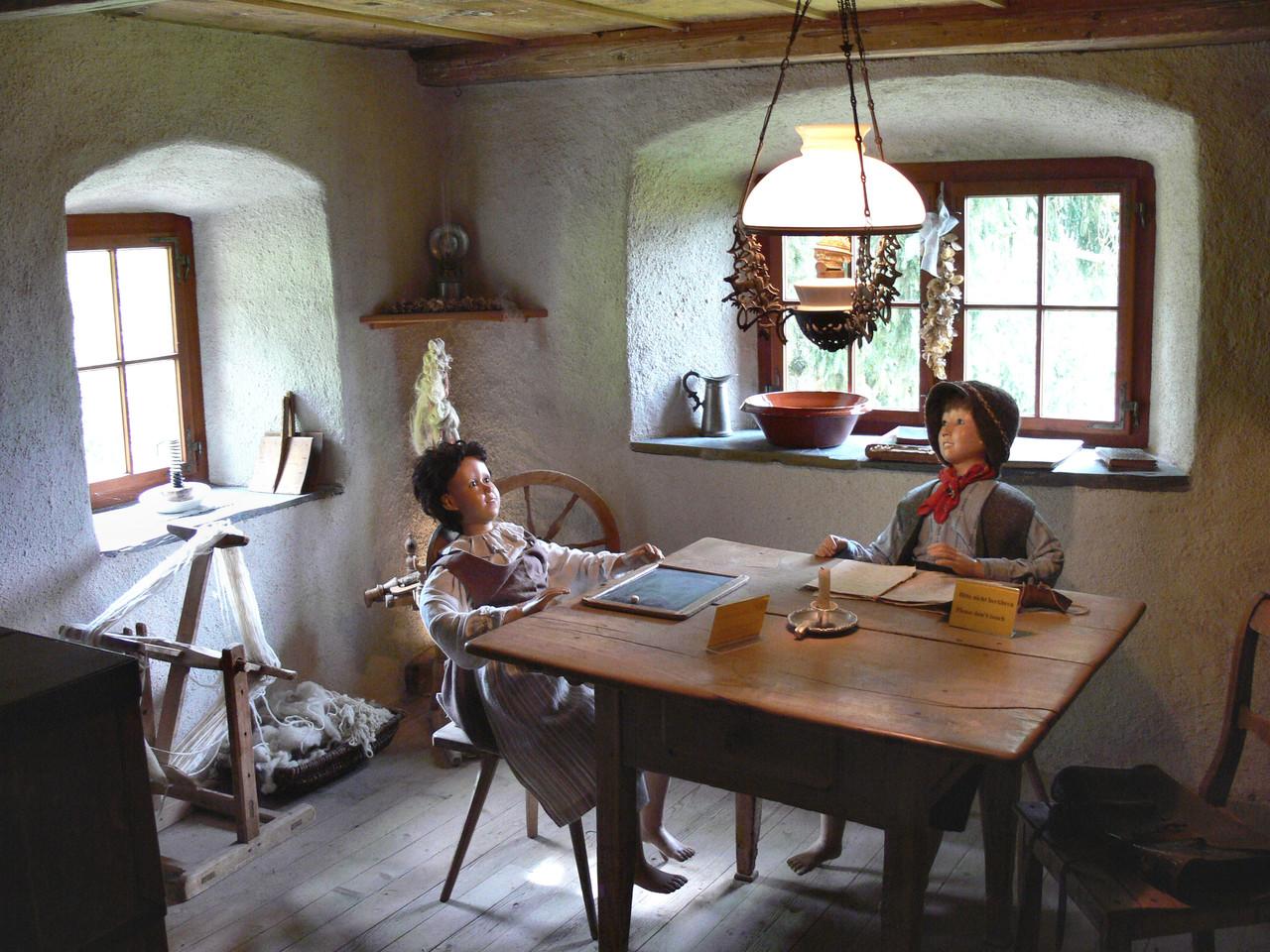 Heidis Haus im Heididorf