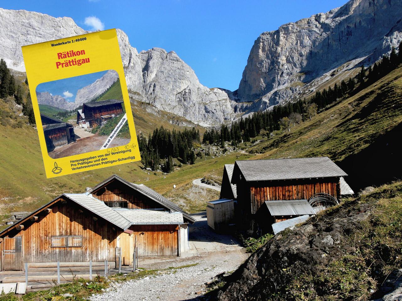 Wanderung zum Schweizertor