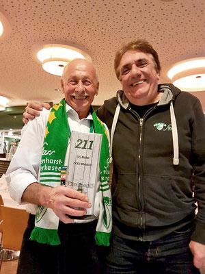 Mit 6 Stars am 16.12.2016 nach Bremen gegen Köln - VIP Rang Platin / Bild 5